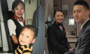 Khách nhí hội ngộ nữ tiếp viên sau 15 năm