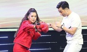Hoàng Yến Chibi lo đến mất ngủ khi làm MC cùng Thành Trung