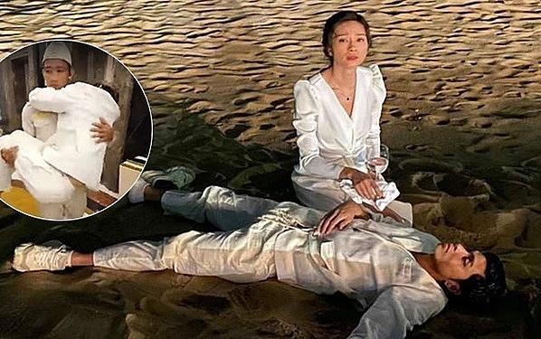 Nhìn gương mặt của Ngô Thanh Vân ngơ ngác, chịu thua trước đàn em vì