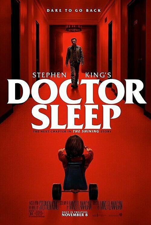 Chiêu đánh vào tâm lý giúp hãng phim quảng bá Doctor Sleep - 1