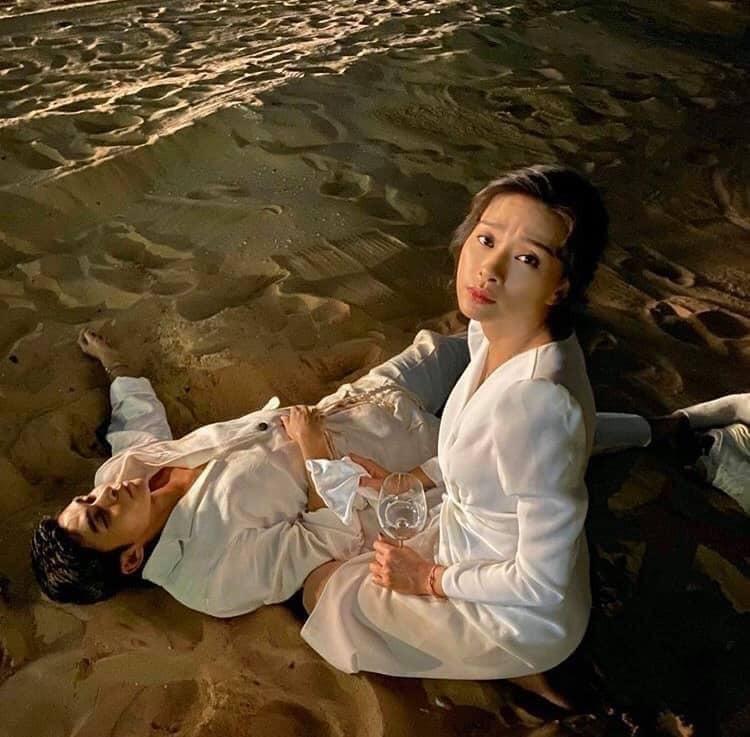 Vì quá lầy nên đến Ngô Thanh Vân cũng khổ sở