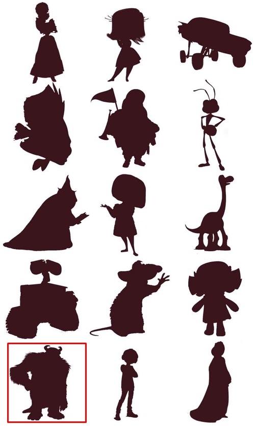 Bạn đích thị là fan cứng Disney nếu nhận diện được những nhân vật này qua hình bóng! - page 16