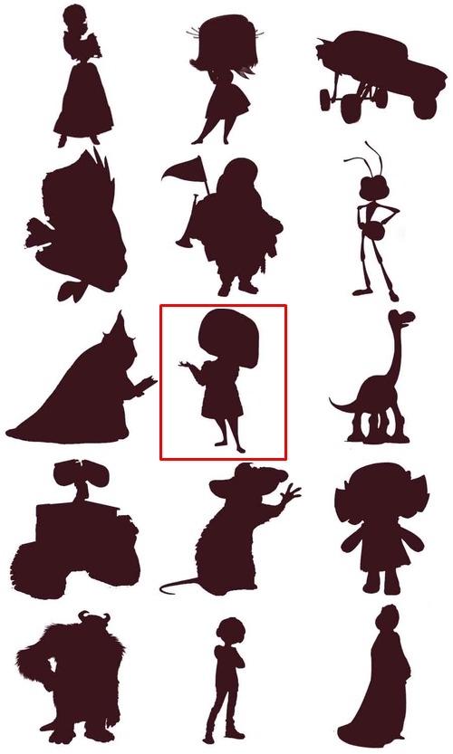 Bạn đích thị là fan cứng Disney nếu nhận diện được những nhân vật này qua hình bóng! - page 6
