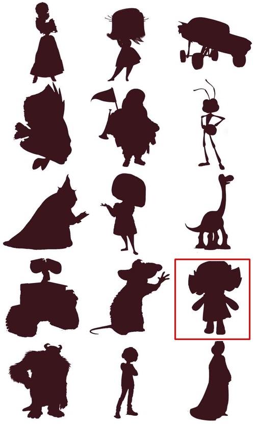 Bạn đích thị là fan cứng Disney nếu nhận diện được những nhân vật này qua hình bóng! - page 15