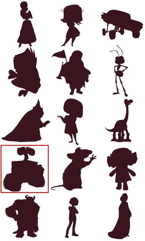 Bạn đích thị là fan cứng Disney nếu nhận diện được những nhân vật này qua hình bóng! - page 3