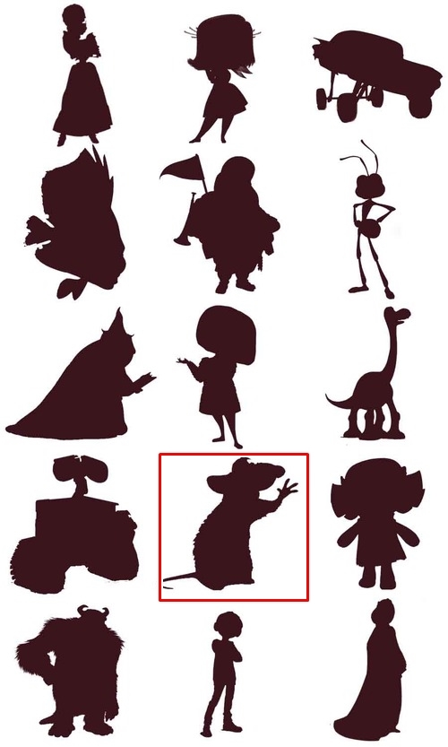 Bạn đích thị là fan cứng Disney nếu nhận diện được những nhân vật này qua hình bóng! - page 2