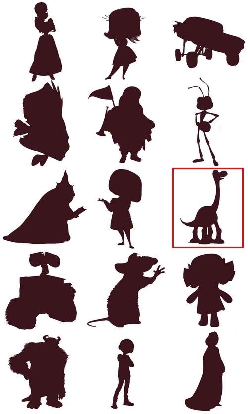 Bạn đích thị là fan cứng Disney nếu nhận diện được những nhân vật này qua hình bóng! - page 11
