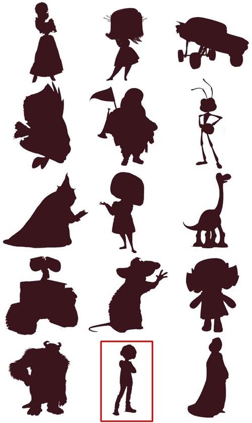 Bạn đích thị là fan cứng Disney nếu nhận diện được những nhân vật này qua hình bóng! - page 7
