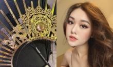 Tường San gặp sự cố trước chung kết Hoa hậu Quốc tế 2019