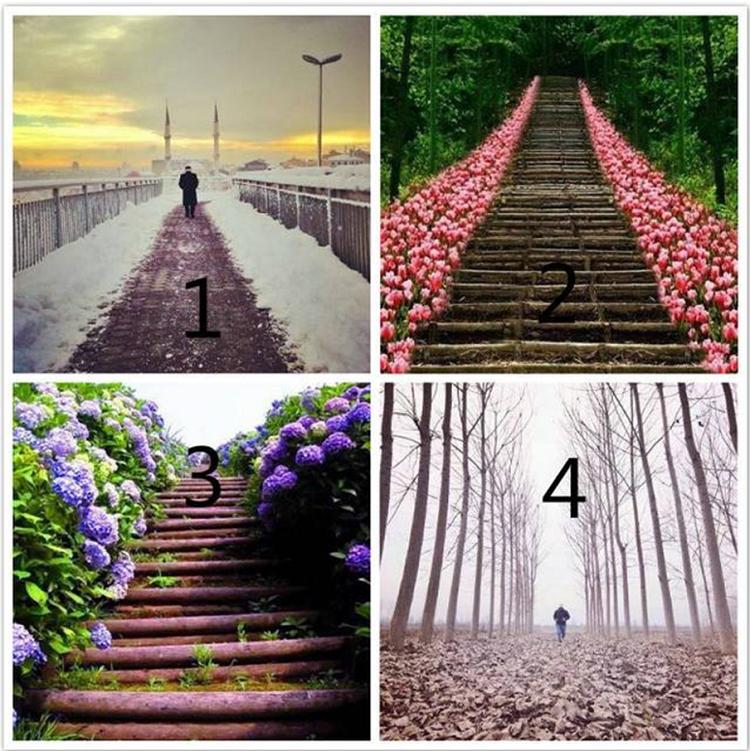 Trắc nghiệm: Phần đời còn lại của bạn sẽ ngập trong vui vẻ hay bi quan?