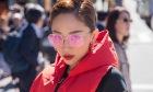 Tóc Tiên mix đồ sắc màu dạo phố Nhật Bản