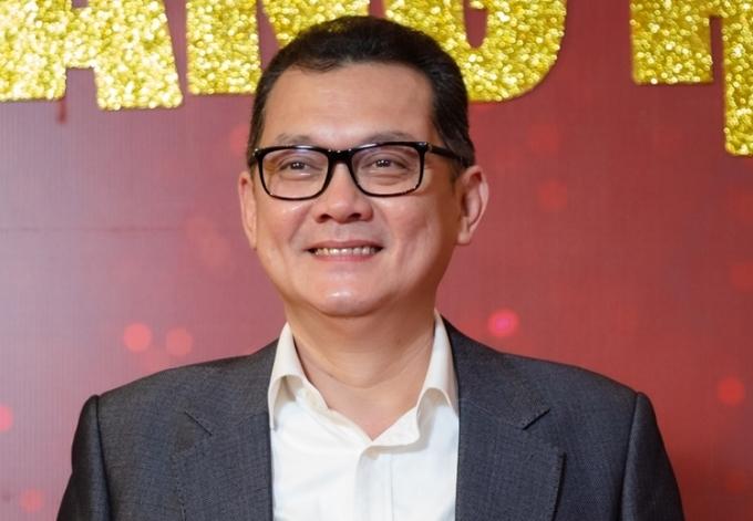 Nghệ sĩ Hữu Châu.
