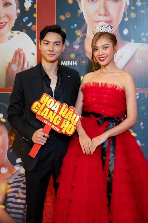 Vợ chồng Jay Quân – Chúng Huyền Thanh.