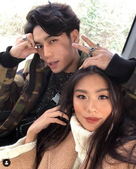Huy Trần - Thảo Nhi từng là cặp đôi đẹp.