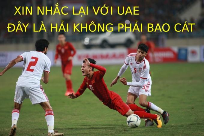 """<p> Từ nay hãy gọi anh là Quang Hải """"bao cát"""".</p>"""