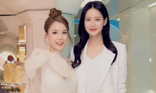 Sam gặp gỡ mỹ nhân ''Hoa du ký'' tại Hàn Quốc