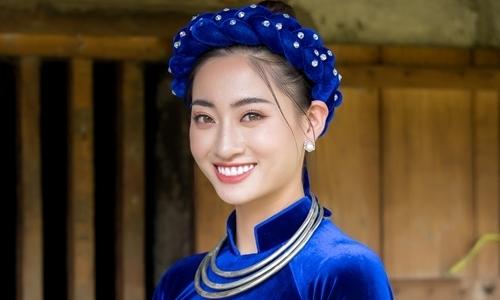 Lương Thùy Linh nói tiếng Anh lưu loát trong video gửi Miss World