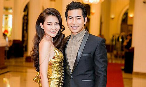 Thanh Bình phủ nhận chia tay Ngọc Lan vì người thứ ba