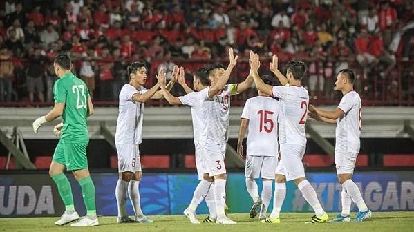 Tuyển Việt Nam được đánh giá có nhiều lợi thế hơn trước trận gặp UAE. Ảnh: AFC.