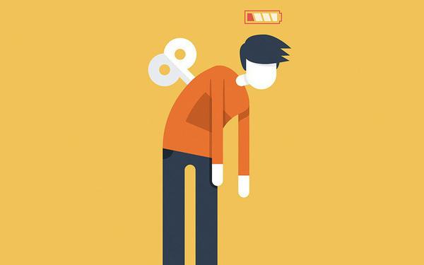Bạn có bị kiệt sức trong công việc?