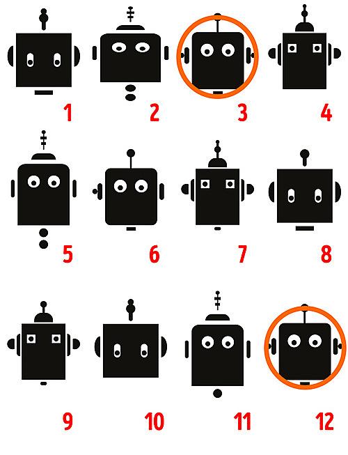 5 thử thách cho thấy bạn có đôi mắt cú vọ (4) - page 6