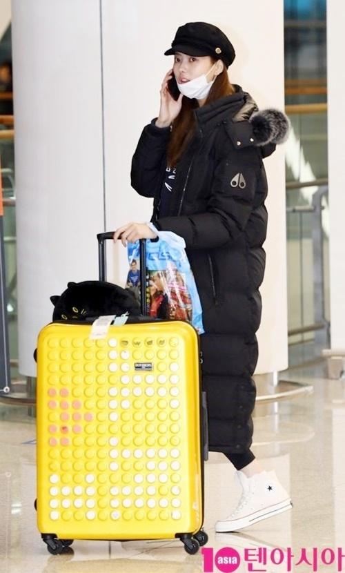 Cựu thành viên Pristin Na Young bất ngờ có lịch trình.