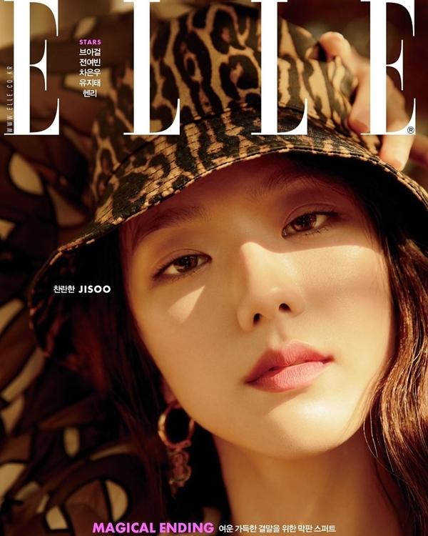 Visual của Ji Soo nhận nhiều lời khen từ người hâm mộ.