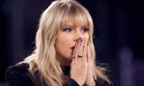 Taylor Swift cầu cứu vì không được hát các ca khúc cũ