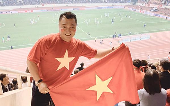 Lý Hùng chia sẻ anh thấy kinh ngạc trước bàn thắng của Tiến Linh.