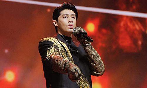 Noo Phước Thịnh hát live ''I''m Still Loving You'' ở Hàn Quốc
