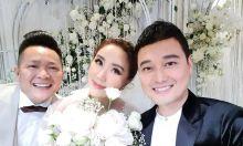 Sao Việt dự đám cưới của Bảo Thy