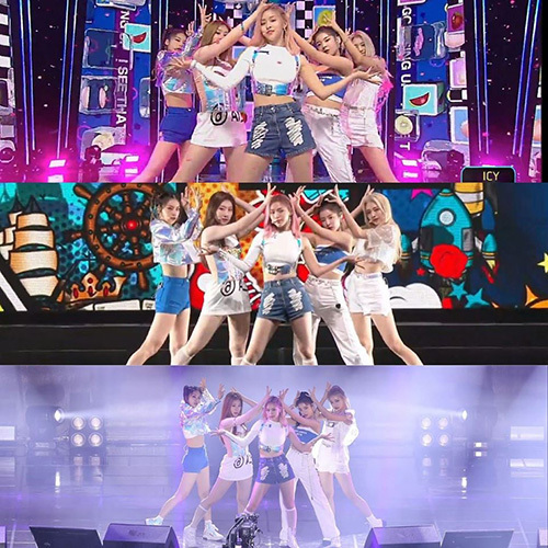 ITZY mặc đồ cũ đi sự kiện khiến fan nổi điên với JYP - 3