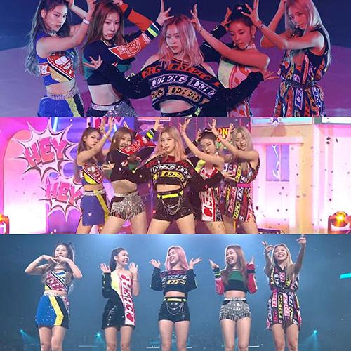 ITZY mặc đồ cũ đi sự kiện khiến fan nổi điên với JYP - 4