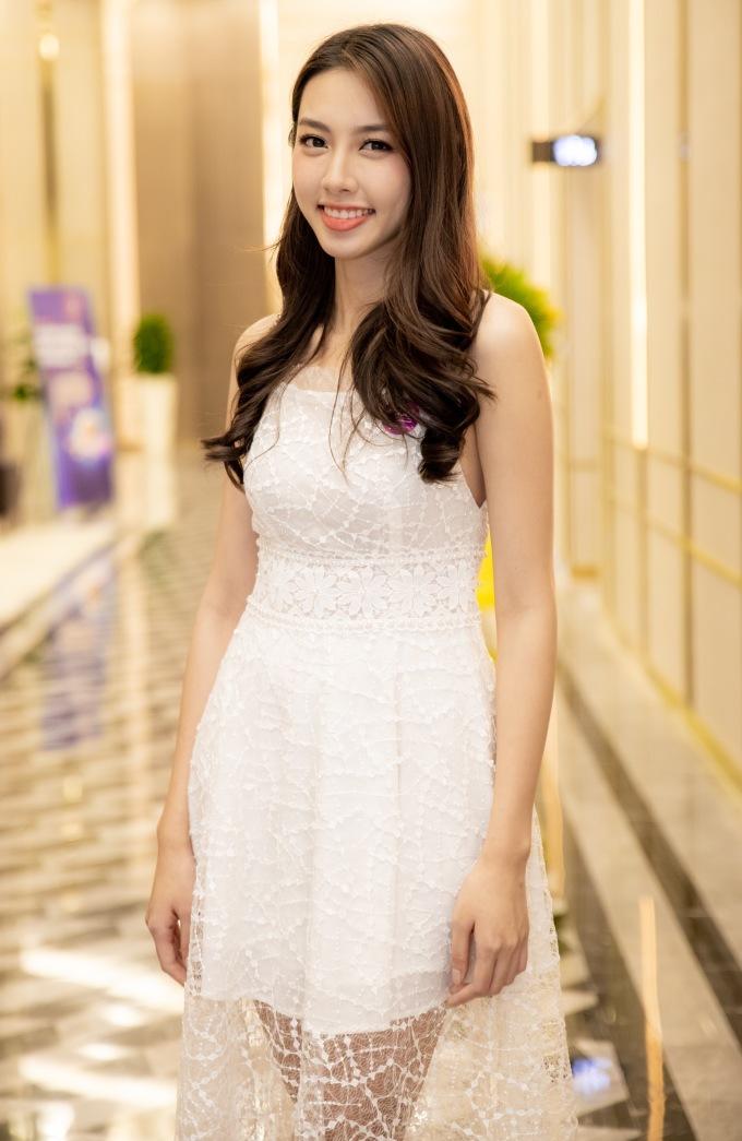 <p> Tham dự sự kiện còn có top 5 Hoa hậu Việt Nam 2016 Nguyễn Thúc Thùy Tiên.</p>