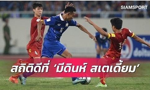 Truyền thông Thái chỉ ra 5 điều giúp đội tuyển thắng Việt Nam