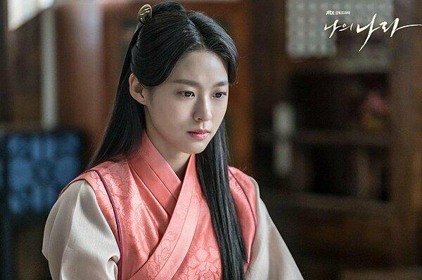 Seol Hyun (AOA) thăng hạng thần thái trong My Country - 1