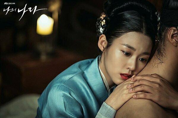 Seol Hyun (AOA) thăng hạng thần thái trong My Country - 2