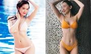 Sao Việt mặc bikini: Ngọc Trinh hay Tóc Tiên đẹp hơn?