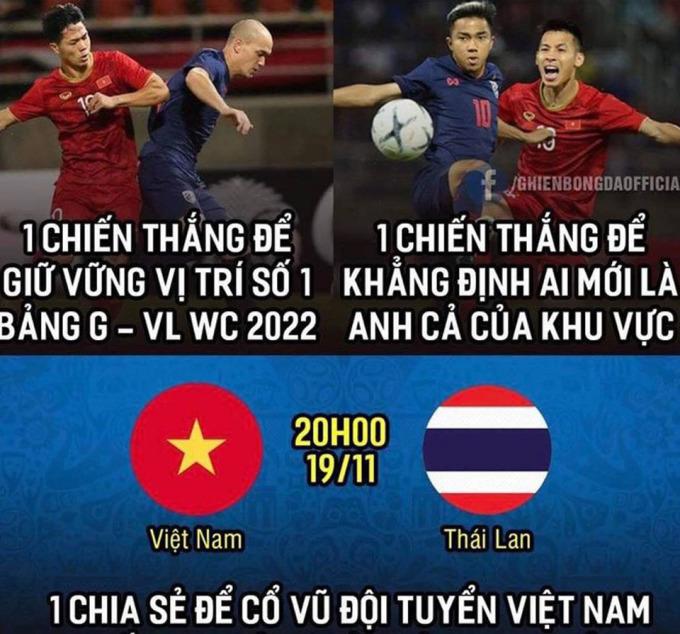 <p> Truyền thông khu vực nhận định, Việt Nam có nhiều lợi thế hơn trong trận đấu với Voi chiến vào 20h tối 19/11.</p>