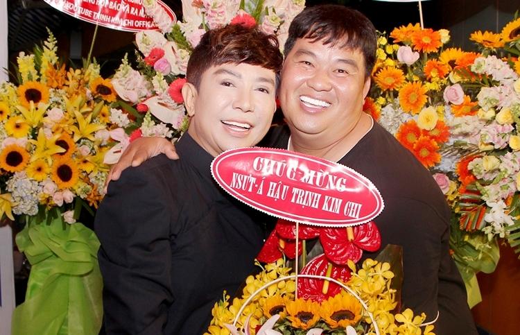 Sao Việt chúc mừng Á hậu Trịnh Kim Chi làm đạo diễn - 5