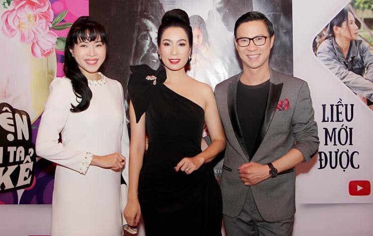 Sao Việt chúc mừng Á hậu Trịnh Kim Chi làm đạo diễn - 7