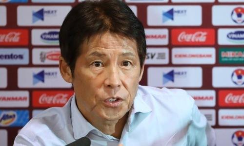 HLV Nishino: ''Việt Nam thực sự mạnh''