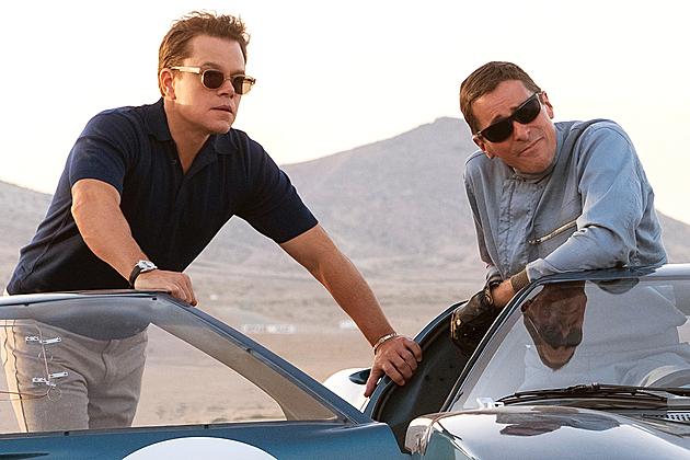 Hai tài tửMatt Damon và Christian Bale được chọn làm vai chính trong phim.