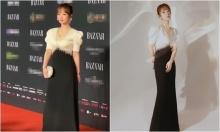 Dương Tử bị chế giễu vì danh hiệu 'Sao nữ mặc đẹp nhất'