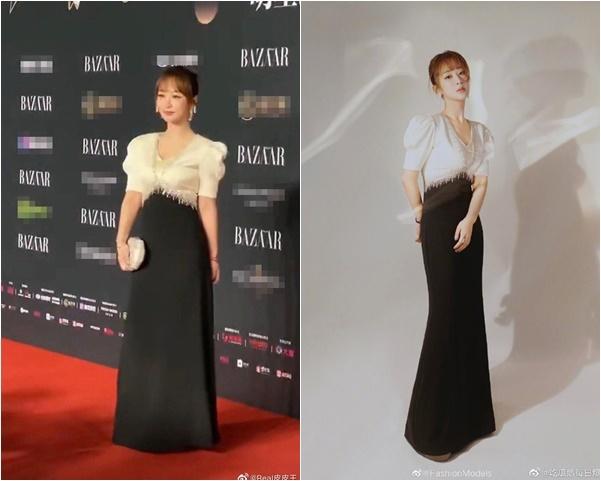Netizen bóc mẽ việc Dương Tử chỉnh ảnh quá đà.