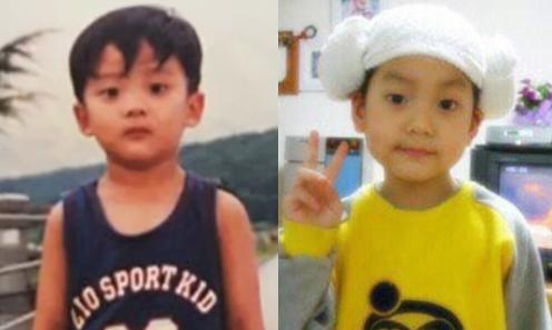 Ảnh hồi bé dễ thương này là nam idol nào?