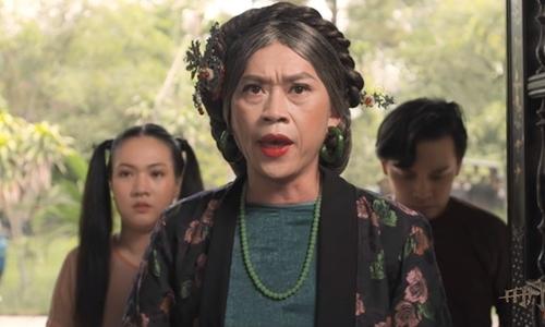 Nam Thư dùng khổ nhục kế ''ép'' Hoài Linh đóng phim ma