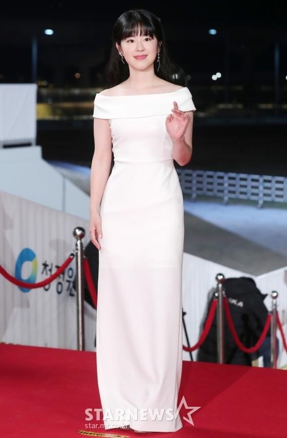 Park Hye Soo là niềm hi vọng mới của làng điện ảnh Hàn.