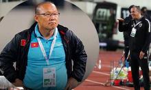 Trợ lý tuyển Thái Lan xin lỗi vụ khiêu khích thầy Park
