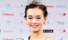 Hoa hậu thấp bé nhất lịch sử lên đường thi Miss World